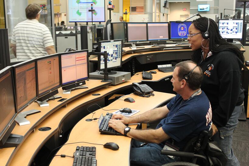 Public Safety Answering Point PSAP